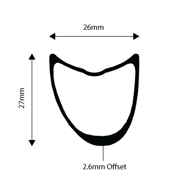 Zolder Disc Tubular Nox Composites
